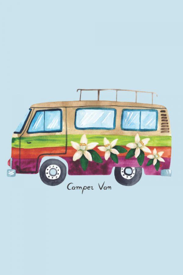 Camper Van Notebook