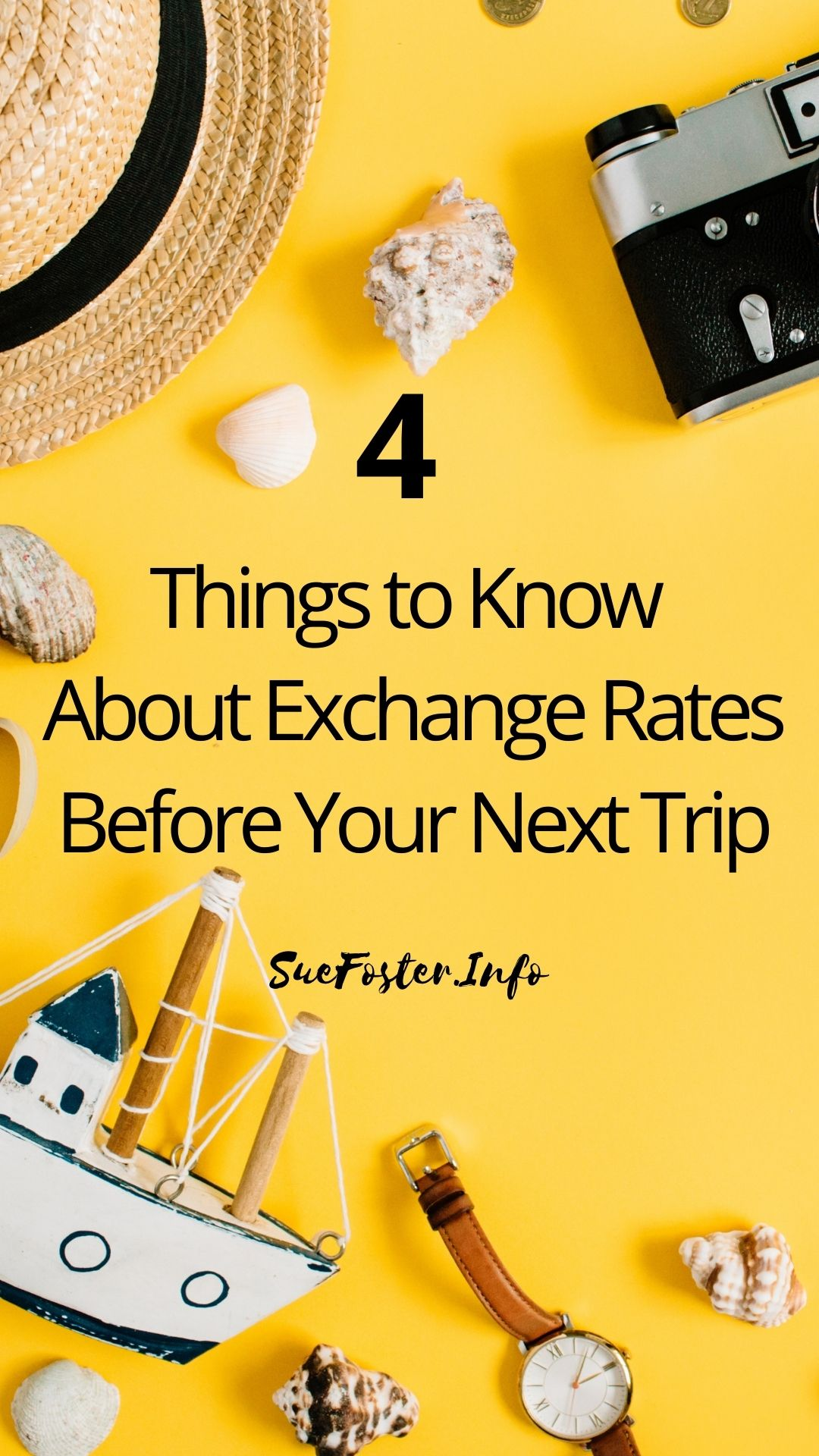 If you're not an avid traveller, it can be hard to realise the importance of exchange rates. But, in fact, they are one of the most important aspects of a holiday that you must take into consideration before travelling.